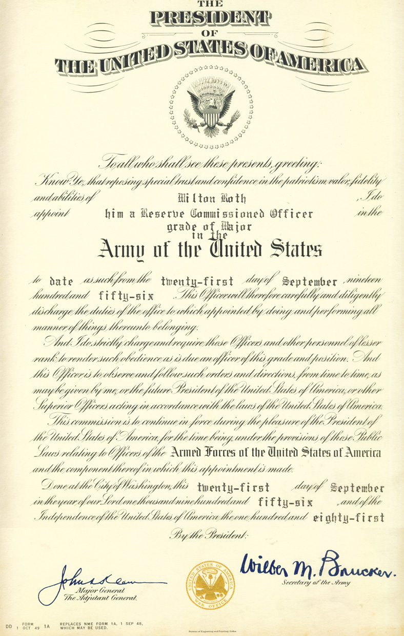 officer promotion certificate template us army warrant officer promotion regulation